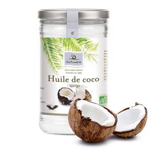 huile de coco sur webécologie