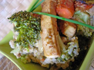 riz et quinoa recette de pilar