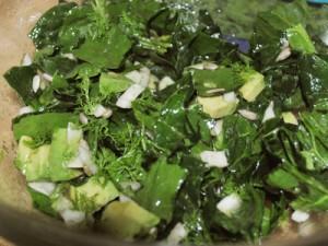 Salade Chlorophyle