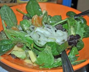 salade revigorante