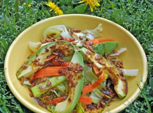 salade miso