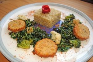 quinoa aux trois choux
